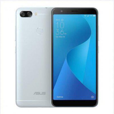 ASUS Zenfone Max Plus (ASUS_X018D / ZB570TL) 4 + 64GB US + UK adapter Silver Global Version