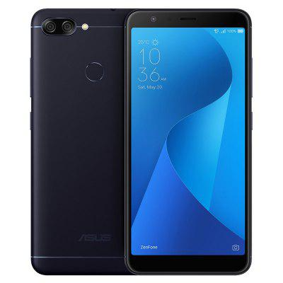 ASUS Zenfone Max Plus(ASUS_X018D/ZB570TL) 4+64GB US+EU adapter Black Global Version