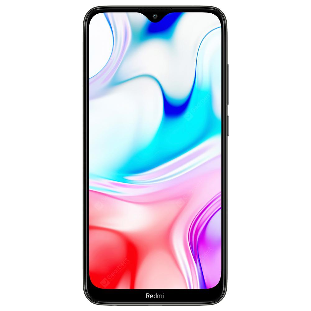 Xiaomi Redmi 8 4+64GB Onyx Black EU - Black 4+64GB