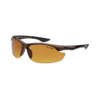 XLOOP Sports Sunglasses Lightweight Cycling Glasses Anti-UV for Outdoor Activities Running Cycling Fishing Hiking Skiing