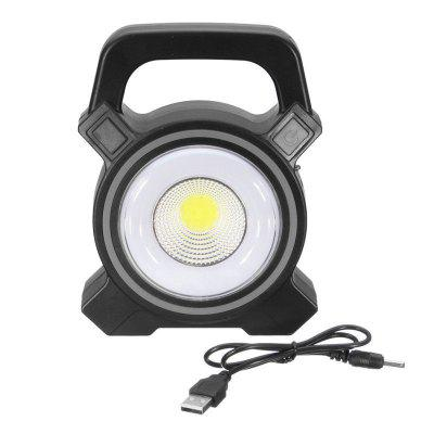 30W Solar Portable Rechargeable LED Flood