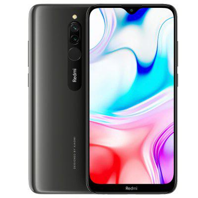 Xiaomi redmi 8 4 + 64GB Black Onyx EU