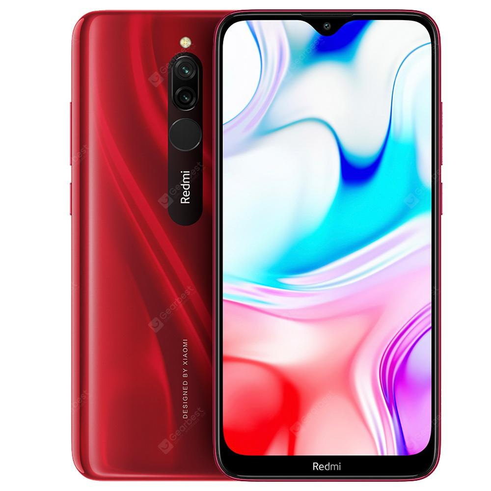 Xiaomi Redmi 8 4+64GB Ruby Red EU- Lava Red 4+64GB