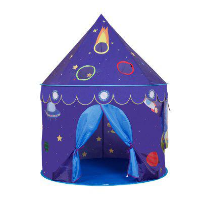 WZFQ Foldable Children's Tent Kids Play Tent Suitable for Indoors and Outdoors Activities