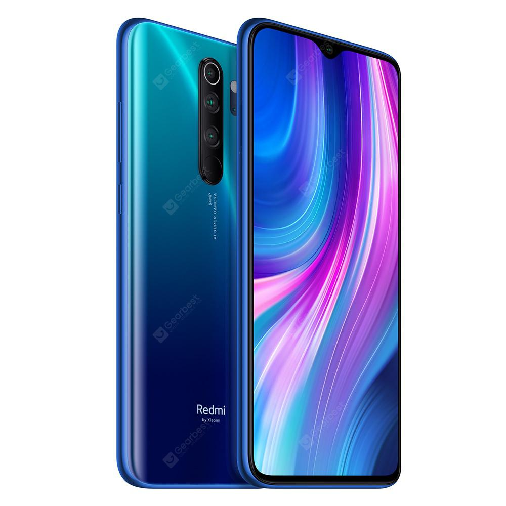 Xiaomi Redmi Note8 Pro Global Version 6+128GB Blue EU - Blue 6+128GB