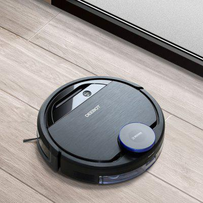 ECOVACS DEEBOT OZMO 930 Robot Vacuum Cleaner Welcomes You Back Satisfied with the Clean Floor After A Tiring Day