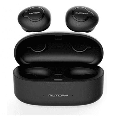Mutory Air Stereo A3 Plus Wireless Earphone Waterproof with Charging Case