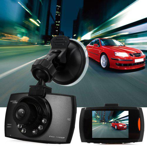 G30 1080P Full HD 0.3MP 2.4 inch Screen Car DVR Recorder