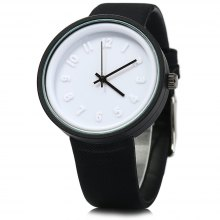 MILER A8289 Kolloidzifferblatt Stereo Scale Male Quartz Watch