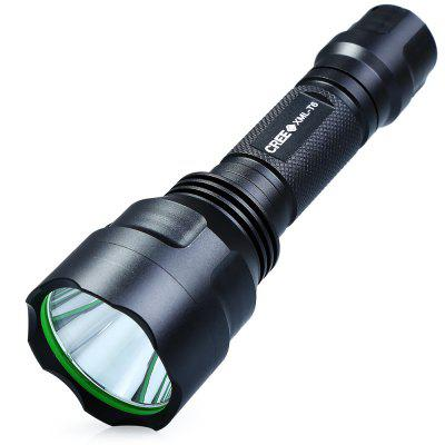 UltraFire C8 Cree LED waterdichte zaklamp