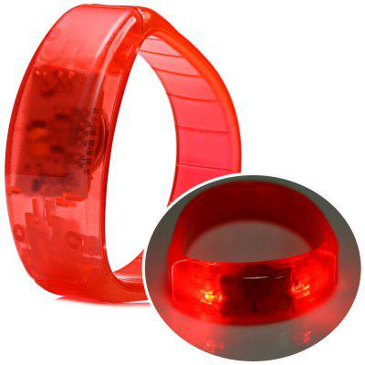 Multi-purpose Camping Voice Activated LED Bracelet