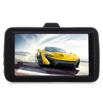 Refurbished 1080P Full HD 12MP 170 Degree Wide Angle Car DVR Recorder Camera