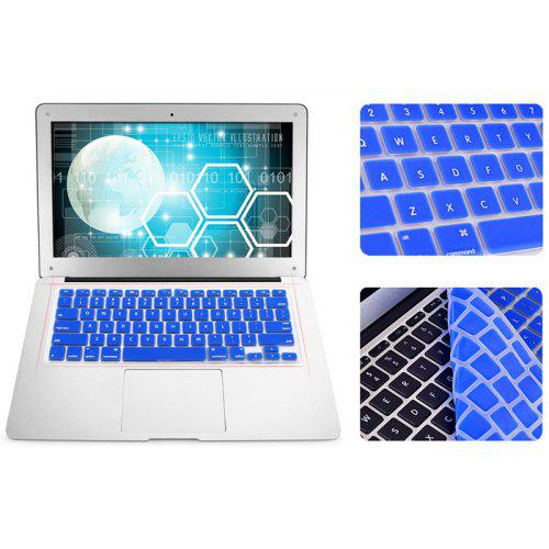 """2pcs Practical Silicone 15/"""" 17/"""" Laptop Keyboard Cover Skin Protector Protective"""