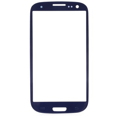 Outer Glass Lens Touch Screen Protective Cover for Samsung S3