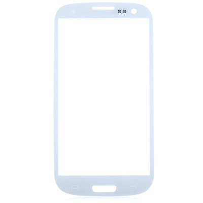 Outer Glass Lens Cover with Repair Tools for Samsung S3