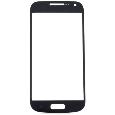 Outer Glass Lens Cover with Repair Tools for Samsung S4 Mini