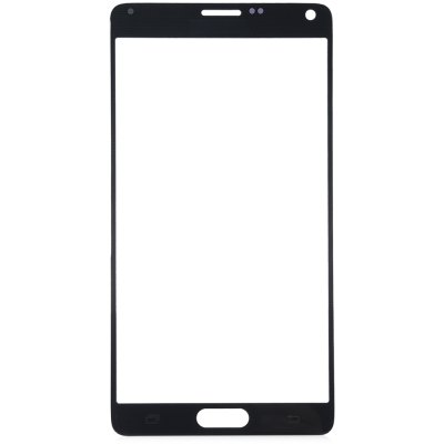 Outer Glass Lens Touch Screen Protective Cover for Samsung Note 4 with Repair Tools