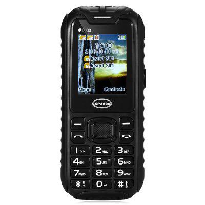 XP3600 2G Quad Band Phone