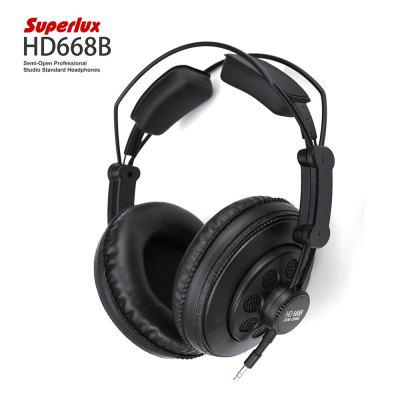 Refurbished Superlux HD668B Professional Studio Standard Headphones