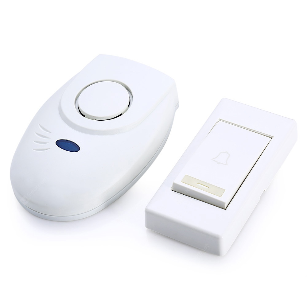 FE-700 <b>Wireless Door Bell</b> | Gearbest