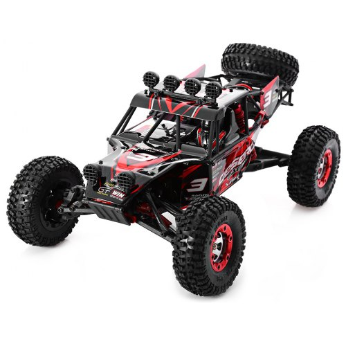 FEIYUE - 03 1/12 2.4G Full Scale 4WD Desert RC Off-road Racing Car US Plug