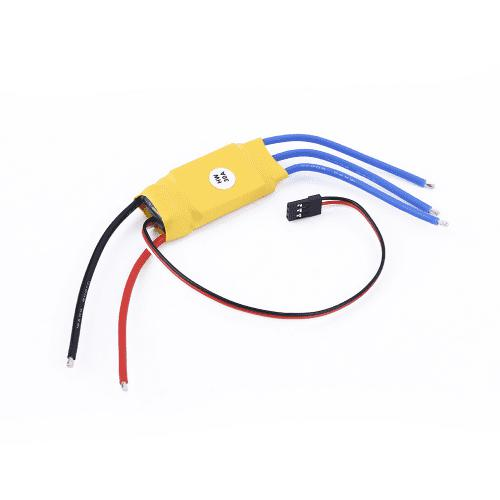 Durable 30A Electronic Brushless Motor Speed Controller ESC