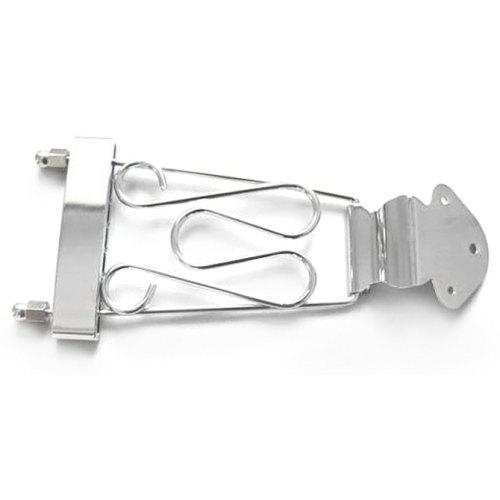 ZSY1002 Trapeze Tailpiece Bridge Accessory for Jazz 6 String Guitar