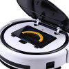 ILIFE V5 Intelligent Robotic Vacuum Cleaner - SILVER