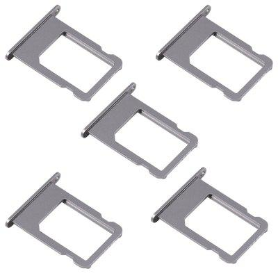5Pcs / Set SIM Card Tray Slot for iPhone 5S