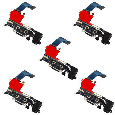 5Pcs Charging Port Flex Cable for iPhone 5s
