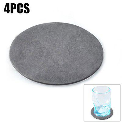 4PCS Stainless Steel Heat Insulation Mat