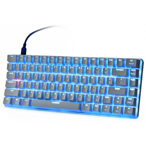 aa8ffd3e5f8 Ajazz AK33 Mechaincal Gaming Keyboard Blue Switch | Gearbest