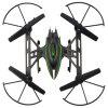 JXD 510W 2.4GHz WIFI FPV RC Drone - BLACK