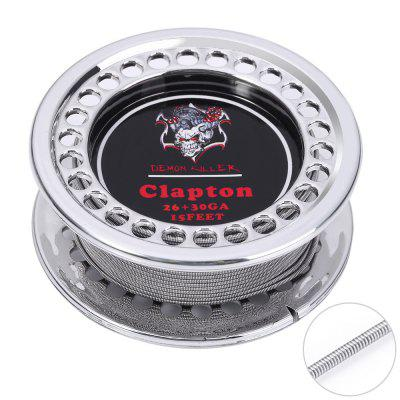 Kanthal A1 Clapton Resistance Heating Wire