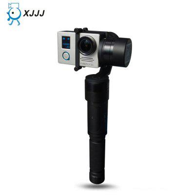 Refurbished XJJJ JJ - 3 3 Axis Brushless Gimbal 360 Degree Shooting Fitting for Gopro 3 / 4 Camera