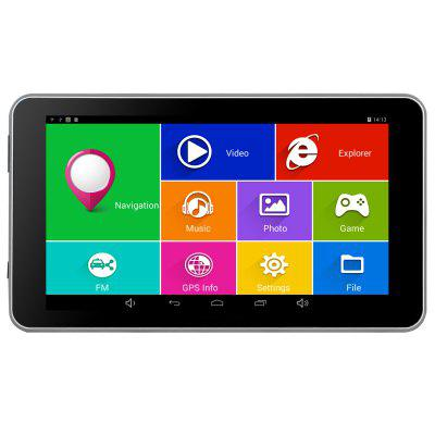 Refurbished TiaiwaiT A50-16GB-AVIN Android 4.4.2 7.0 inch Car GPS Navigation