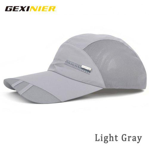 7d58a3f7773 GEXINER Unisex Quick-drying Mesh Visor Hat -  5.39 Free Shipping ...