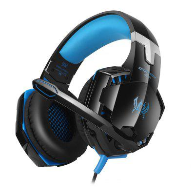Refurbished KOTION EACH GS600 Headband Gaming Headsets with Microphone