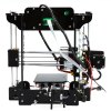 Refurbished 3D Printer DIY Kit - NEGRO