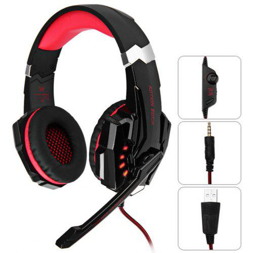 Gearbest Usa Kotion Each G9000 35mm Usb Gaming Headset Over Ear