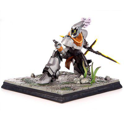 Refurbished PVC Static Online Role-playing Game Figurine Character Toy