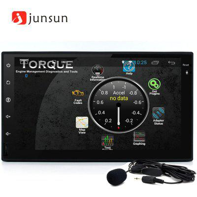 Refurbished Junsun R167 Android 4.4 7.0 inch Car DVD Media Player