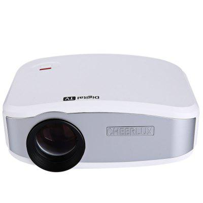 Refurbished Cheerlux C6 LCD Projector with Digital TV