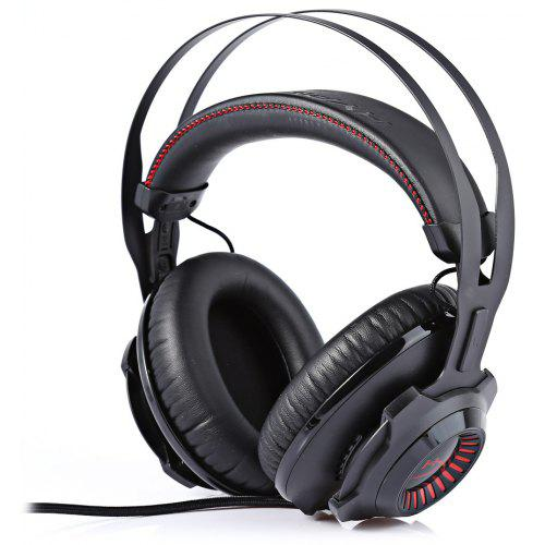 outlet store 6fee6 dabe8 Kingston HYPERX Cloud Revolver KHX - HSCR - BK - AS Noise Cancelling Headset    Gearbest