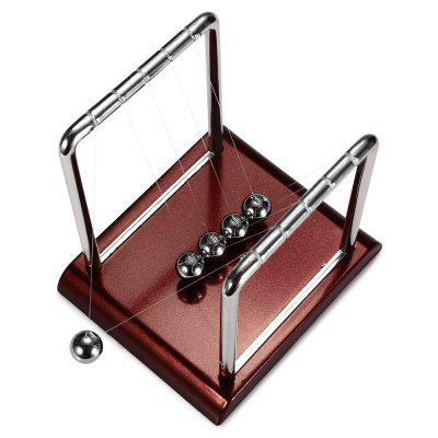 Newton Cradle Physical Pendulum Model Educational Toy