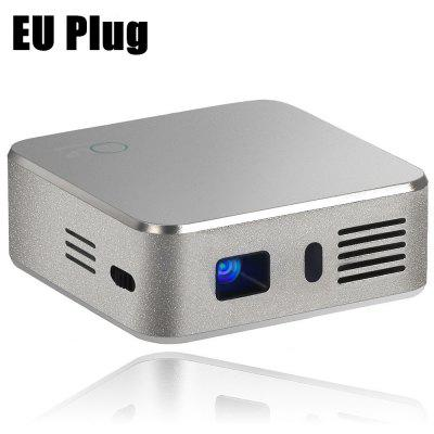 Refurbished E05 DLP Pocket Projector 854 x 480 Pixels 120 Lumens