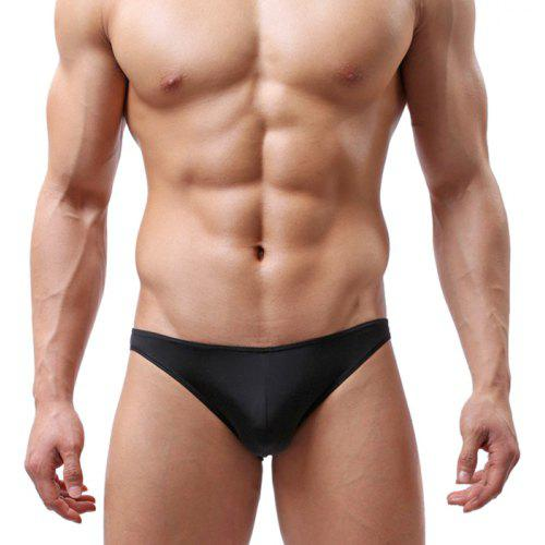 f69429a652 Male Sexy Low-waist Ice Silk Breathable Seamless Briefs -  2.68 Free  Shipping