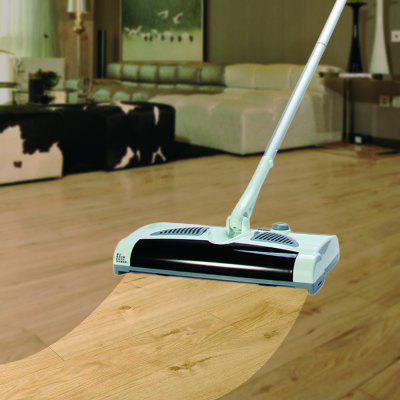 W - S018 2 in 1 Swivel Cordless Electric Robot Cleaner Image