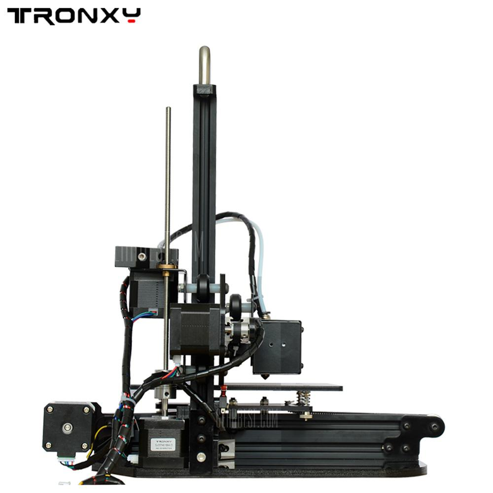 Tronxy X1 Desktop 3D Printer - GUN METAL