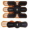 SHANDONG SD - 400 EMS Muscle Training Gear - BLACK AND ORANGE